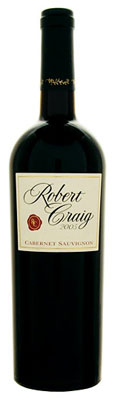 Robert Craig 2005 Mt. Veeder Napa Valley Cabernet Sauvignon is a complex wine boasting fruit-forward flavors and supple tannins