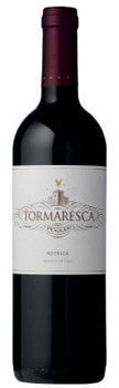 Tormaresca 2012 Neprica boasts flavors of red berries and violet