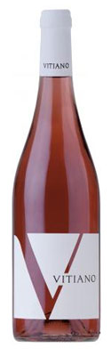 Vitiano 2013 Umbria IGT Rosato boasts fruity aromas of plum and strawberry