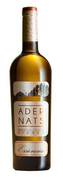 Adernats 2015 Essència has notes of stone fruit and flower