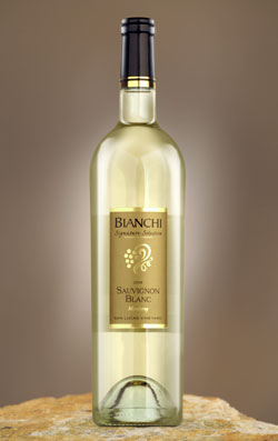 Bianchi Signature Selection 2008 Sauvignon Blanc, one of our Top 10 Summer Wines