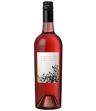 Blackbird Vineyards 2009 Arriviste Rose, one of our Top 10 Summer Wines