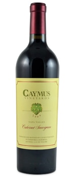 Caymus Vineyards 2009 Cabernet Sauvignon, one of our Top 10 Summer Wines 2012
