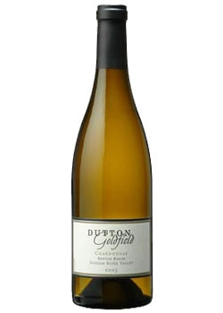 Dutton Goldfield 2009 Dutton Ranch Chardonnay, one of our Top 10 Summer Wines