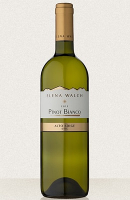 Elena Walch 2012 Pinot Bianco Selezione is an excellent example of the varietal's possibilities