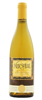 Mer Soleil 2009 Chardonnay, one of our Top 10 Summer Wines