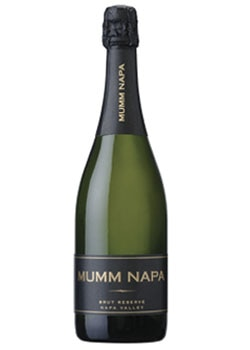 Mumm Napa Reserve Brut, one of our Top 10 Summer Wines