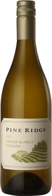 Pine Ridge 2012 Chenin Blanc + Viognier offers grapefruit, pineapple and pear flavors with a touch of sweetness on the finish