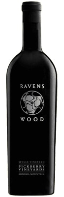 Ravenswood 2010 Pickberry Red Wine is composed of 53 percent Merlot, 43 percent Cabernet Sauvignon, 2 percent Cabernet Franc and 2 percent Malbec