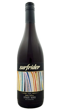 Rosenthal The Malibu Estate Surfrider 2008 Edna Valley Pinot Noir, one of our Top 10 Summer Wines