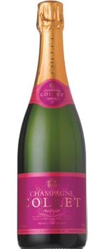 Collet Demi-Sec is a grower Champagne
