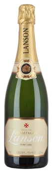 Champagne Lanson Ivory Label would make an excellent accompaniment to a celebratory afternoon tea