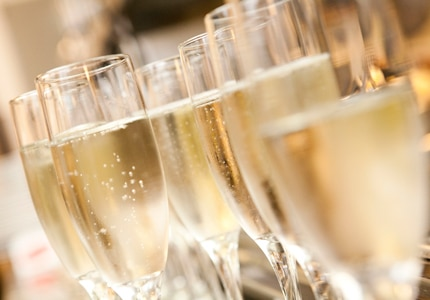 GAYOT's list of the Top 10 Sweet Sparkling Wines features selections from around the world