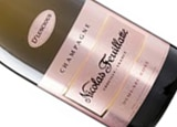 Champagne Nicolas Feuillatte D'Luscious Demi-Sec Rose, one of GAYOT's Top 10 Sweet Sparkling Wines