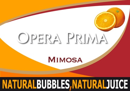 The natural taste of the Opera Prima makes it an excellent addition to any brunch
