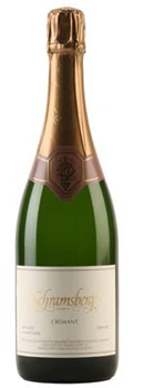 Schramsberg 2011 Cremant Demi-Sec is made from Flora, Gewurztraminer and Pinot Noir grapes