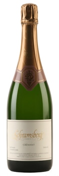 Schramsberg 2008 Crémant Demi-Sec is made from Flora, Gewurztraminer and Pinot Noir grapes