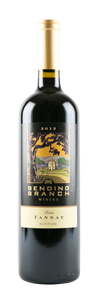 Bending Branch Winery 2011 Texas Tannat has big bold flavors
