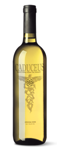 Caduceus Cellars 2013 Dos Ladrones has flavors of trail mix, tangerine and peach cobbler