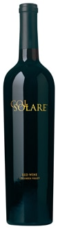 Col Solare 2008 Red Wine is the result of a partnership between Tuscany's Marchesi Antinori and Washington State's Chateau Ste. Michelle