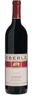 Eberle 2009 Barbera, one of our Top 10 Thanksgiving Wines 2011