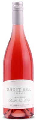 Ghost Hill Cellars 2012 Spirit of Pinot Noir Rose boasts refreshing strawberry and pomegranate flavors