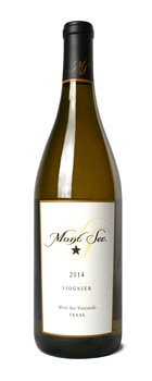 Made from 100 percent Viognier grapes, Mont Sec 2014 Viognier is a medium-bodied wine that pairs perfectly with poultry dishes