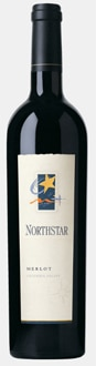 Northstar 2008 Merlot is produced in Washington's Columbia Valley
