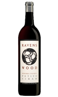 Ravenswood 2008 Petite Sirah Vintners Blend is one of our top picks for Thanksgiving wine.