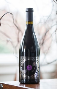 Sleight of Hand Cellars 2014 Psychedelic Syrah is fierce, dynamic and an absolute scorcher