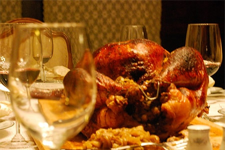 Find 10 great wines that match perfectly with turkey and all the trimmings