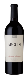 Arcudi 2012 Black Sears Vineyard Cabernet Sauvignon is dense and loaded with mouthwatering tannins