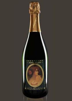 Champagne Jean Milan Cuvee Tendresse Blanc de Blancs Brut for Valentine's Day
