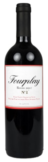 Dievole 2007 Fourplay Rosso is a blend of Nero d'Avola, Nerello Mascalese, Nerello Cappuccio and Frappato Nero