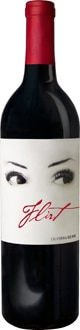 Flirt 2011 California Red Wine is a blend of Syrah and Tempranillo