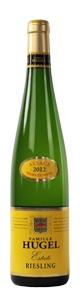 Famille Hugel 2012 Estate Riesling has strong citrus flavors