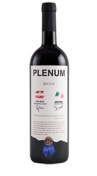 Dievole Plenum Sextus is a blend of European varietals