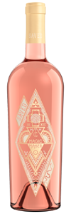 SAVED 2015 Magic Maker Rosé is designed by renowned contemporary artist Scott Campbell