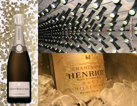 Gayot's Top 10 Value Champagnes are full of great buys for under $60