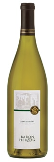 Baron Herzog 2010 Chardonnay hails from the Central Coast region of California