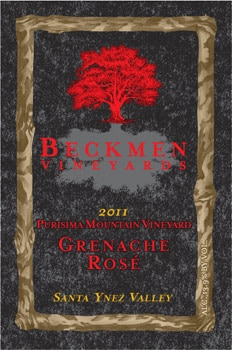 Beckmen Vineyards 2011 Purisima Mountain Vineyard Grenache Rose, one of our Top Value Wines