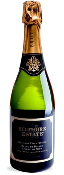 Biltmore Estate 2007 Blanc de Blancs Brut, one of our Top Value Wines