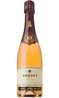 The Bouvet	Brut Rosé Excellence, on our list of the Top Value Wines