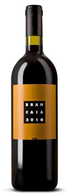 Brancaia 2010 TRE is composed of 80 percent Sangiovese, 10 percent Merlot and 10 percent Cabernet Sauvignon