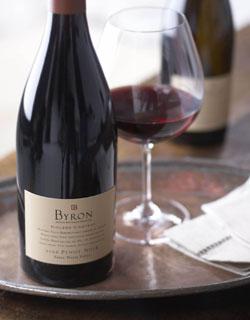 Byron 2006 Nielson Vineyard Pinot Noir