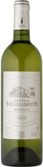 Chateau Ballan Larquette 2009 Bordeaux Blanc, one of our Top Value Wines