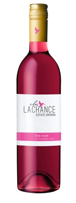 Clos LaChance 2012 Central Coast Rose is composed of 65 percent Grenache, 16 percent Mourvedre, 7 percent Zinfandel, 7 percent Pinot Noir and 5 percent Syrah