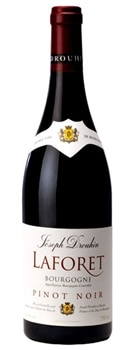 Joseph Drouhin 2009 Laforet Pinot Noir, one of our Top Value Wines