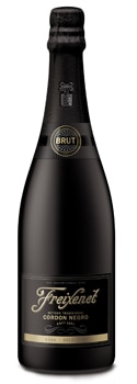 Freixenet Cordon Negro Brut, one of our Top Value Wines