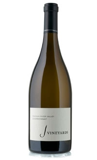 The J Vineyards 2008 Chardonnay, on our list of the Top Value Wines